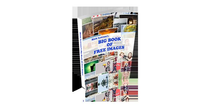 Big Book Free Images